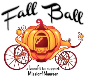 Fall Ball logo pumpkin