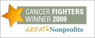 Mission4Maureen wins 2009 Cancer Charity Award