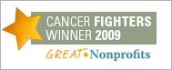 Mission4Maureen wins 2009 Cancer Charity Award